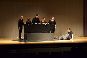 Production explores themes of violence in modern America