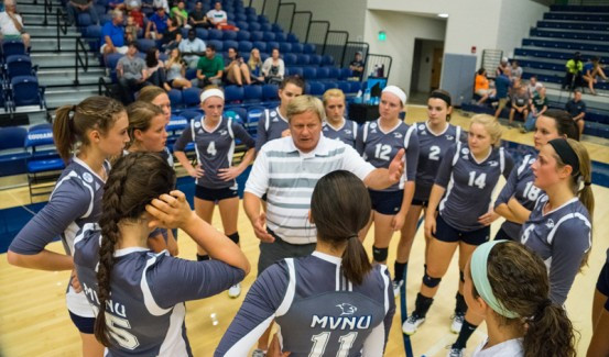 Photos from MVNU Sports Information Dept.