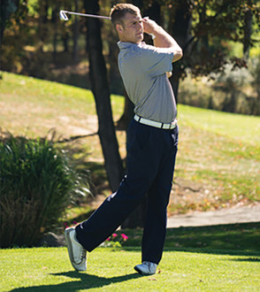 Golf senior prepares to wrap up outstanding career with MVNU