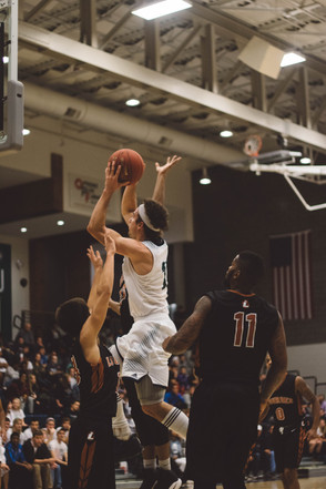 Ashwill scores 1,000th career point