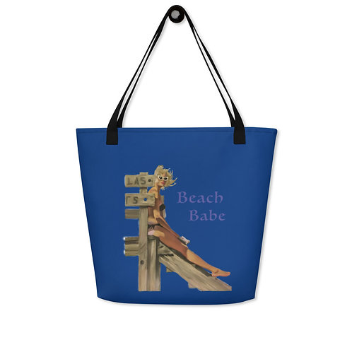 Beach Bag for Babes