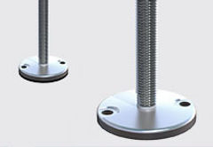 Metal Modular Conveyor Belt