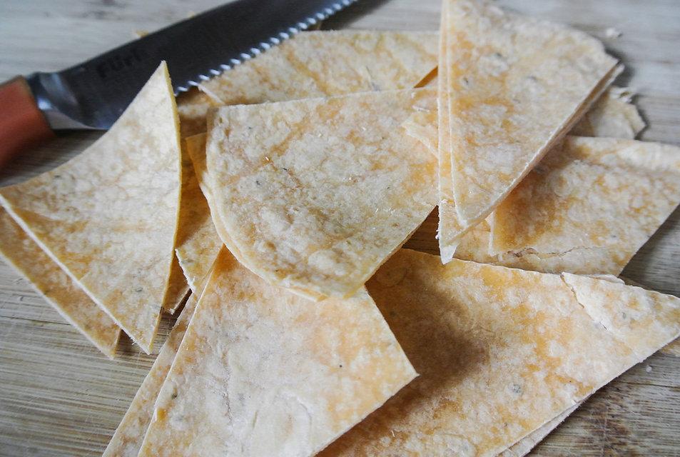 Tortilla Chips Equipment