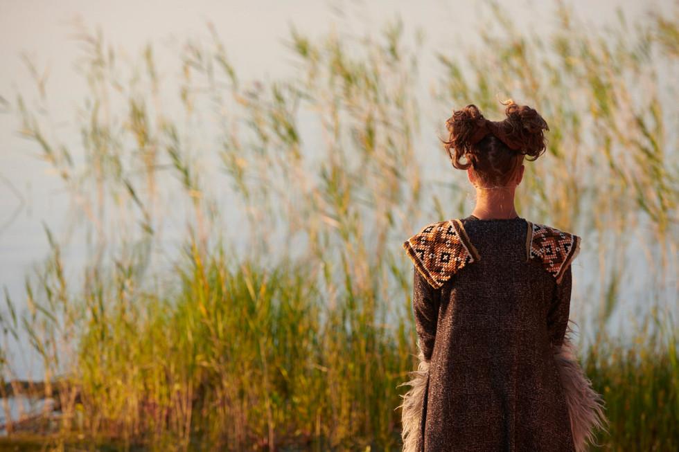 En landsbykvinne