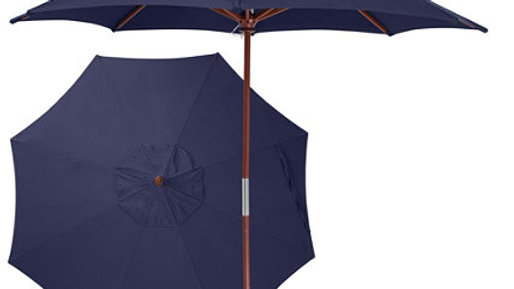 Hayman Market Umbrella - Navy