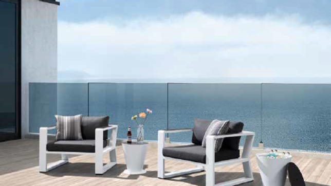 Havana 4pc Lounge Set