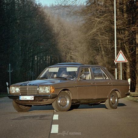 Mercedes-Benz 123 - Spontankauf