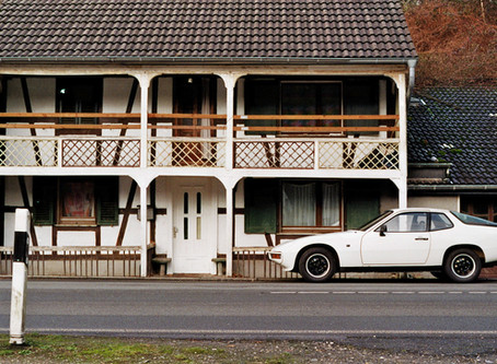 Porsche 924 - Eine gute Entscheidung