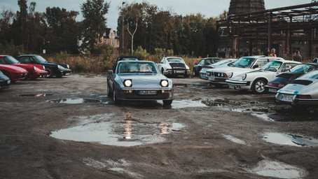 Das Comeback der Transaxle Porsche