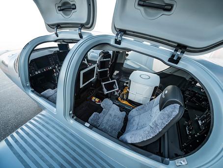 The DA62 Multi Purpose Platform Aircraft for Geo Surveys