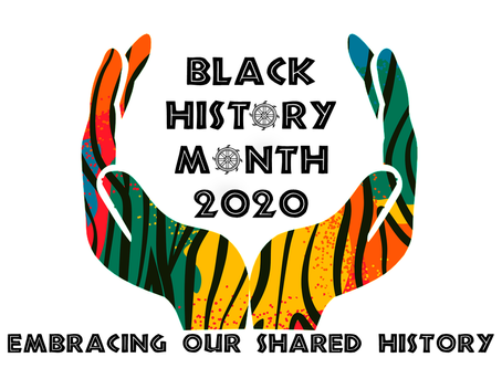 St Catharine's College x NAC, Black History Month Celebration