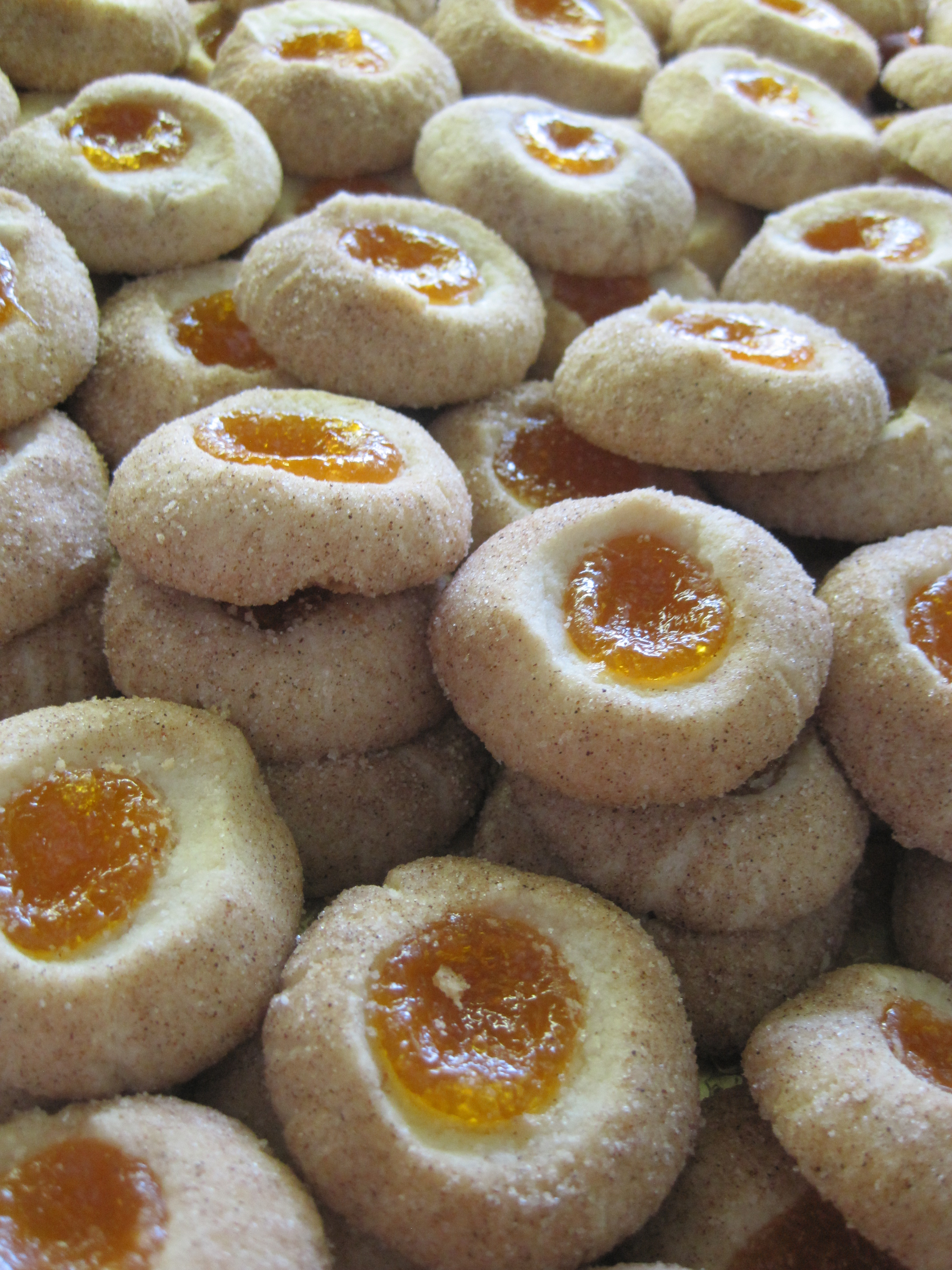 apricot thumbprints