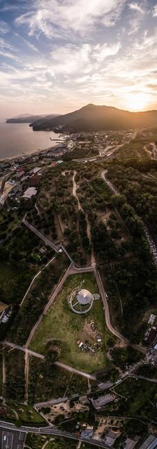 小豆島 オリーブ公園