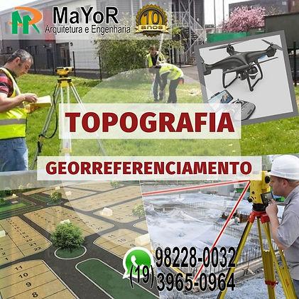 Topografia e Georreferenciamento