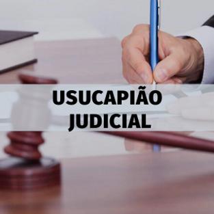 Usucapião Judicial