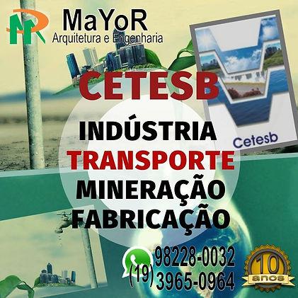 Licença Ambiental Municipal ou CETESB