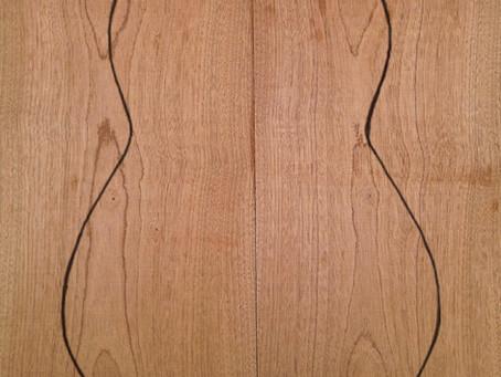 Linha Luthier : Sapele Backs
