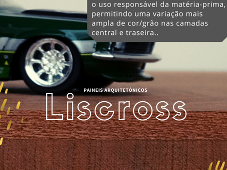 Painéis Arquitetônicos LisCross