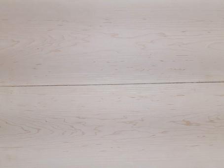 Maple é uma das madeiras mais utilizadas no fabricação de instrumentos musicais, principalmente de