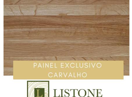 Painel exclusivo de Carvalho /OAK *Lisoak*
