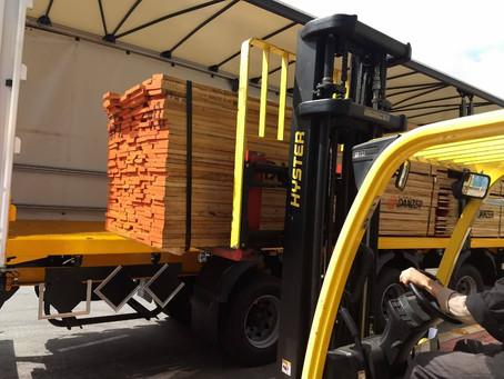 """Definitivamente """"O IMPOSSÍVEL É SÓ UMA QUESTÃO DE OPINIÃO!!!!"""" #oak  #woodfloors #carvalho"""