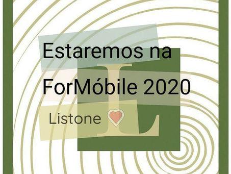 Estaremos da ForMóbile 2020