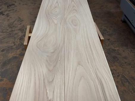 Piso de madeira carvalho