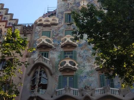 """""""Para hacer las cosas bien és necesario: primero, el amor; segundo, la técnica"""" Antoni Gaudí"""