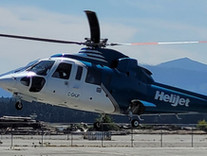 Canadian Travel Series: Going Vertical With Helijet Airways