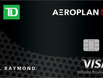 Aeroplan Visa card with a $599/year fee? Crazy, until you do the math.