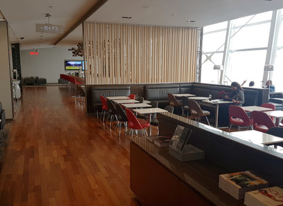 Air Canada Maple Leaf Lounge - Montreal International