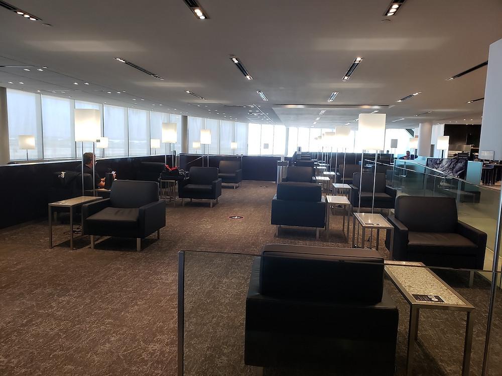 Air Canada Maple Leaf Lounge - Toronto Pearson Airport