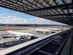 Swiss Business Class, Zurich-Montreal, Airbus 330