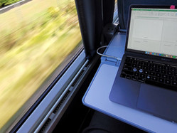 Canadian Travel Series: Riding The Rails In VIA Business Class