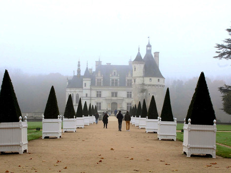 Vacations in Loire Valley, France (Castles, wine, and food)