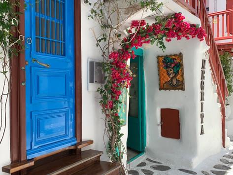 Mykonos and Santorini-Greece Part 2