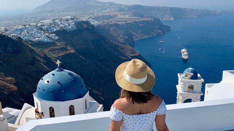 Santorini and Mykonos-Greece Part 1