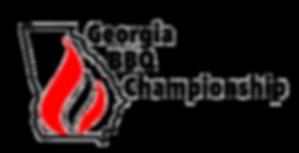 Georgia BBQ Championship Logo