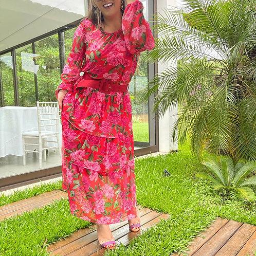 Vestido Tule Catarina