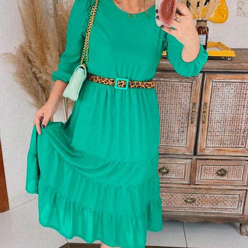 Vestido Catarina - Verde