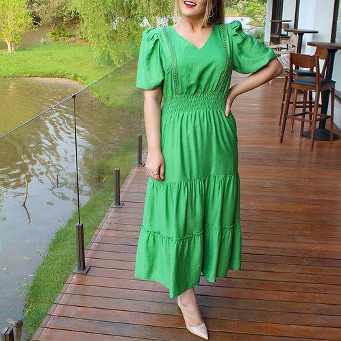 Vestido Tati - Verde