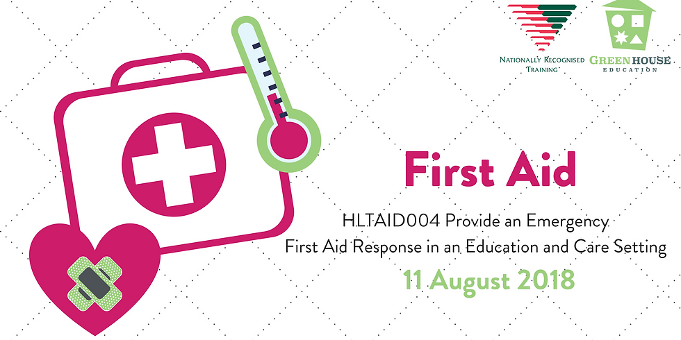 First Aid - 11 August