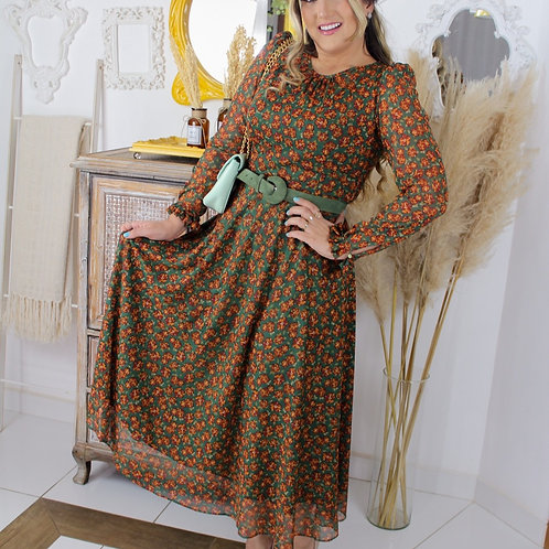 Vestido Tule Hanna