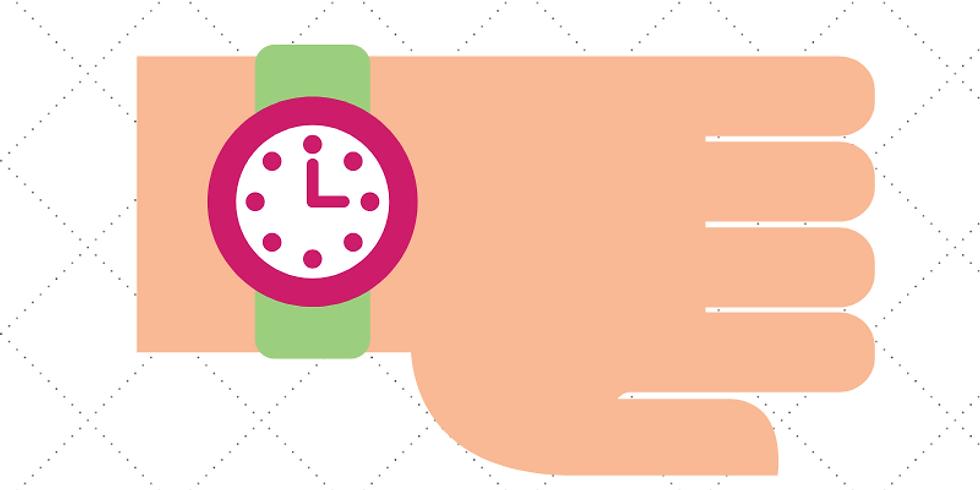 DIPLOMA WORKSHOP - Time Management