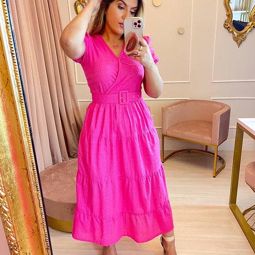 Vestido Lesie Gio - Pink