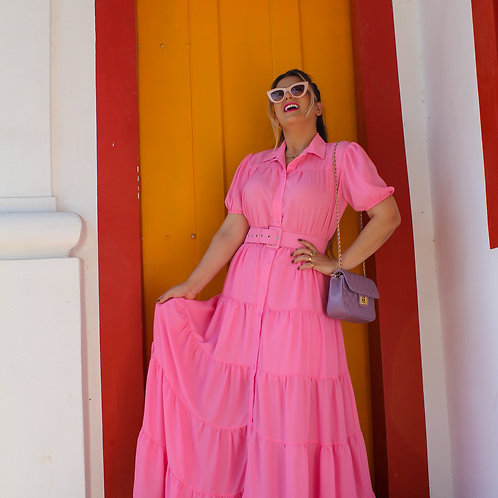 cópia de Vestido Emily - Rosa