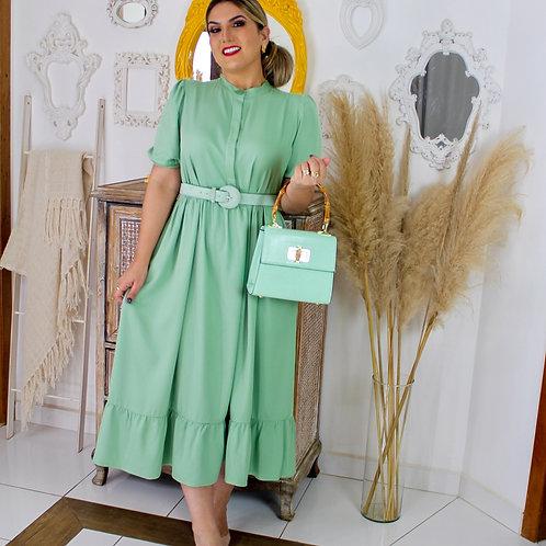 Vestido Lika - Verde