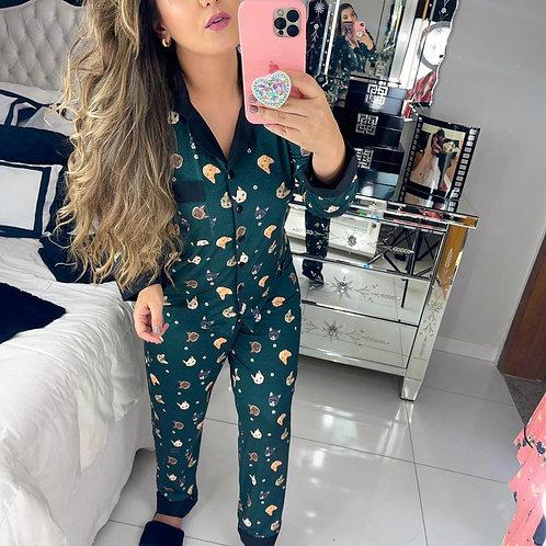 Pijama Cat my Pet