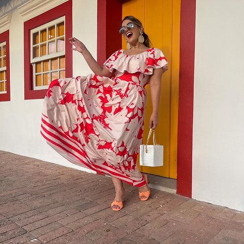 Vestido Longo Mara