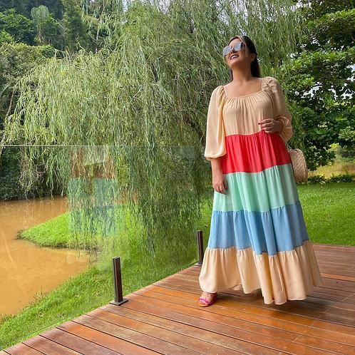 Vestido Carolla
